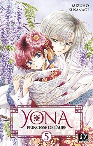 Yona - Princesse de l'Aube Vol.5 par KUSANAGI Mizuho