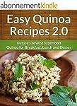 Easy Quinoa Recipes 2.0 : Natures New...