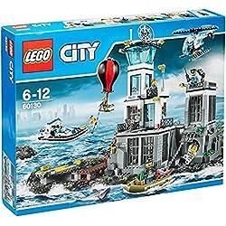 LEGO City Island - Gran prisión de la Isla misteriosa (60130)