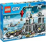 LEGO 60130 City Police Prison Island – Multi-Coloured