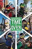 LEGO Drucken, Papier, Mehrfarbig, 61 x 91.5cm