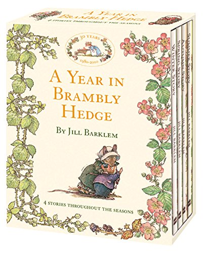 A Year in Brambly Hedge Brambley Hedge
