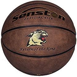 """Senston partido de baloncesto Oficial tamaño 7 (29.5""""),Todo Conferencia Balón de baloncesto, Pelota de baloncesto para exterior"""