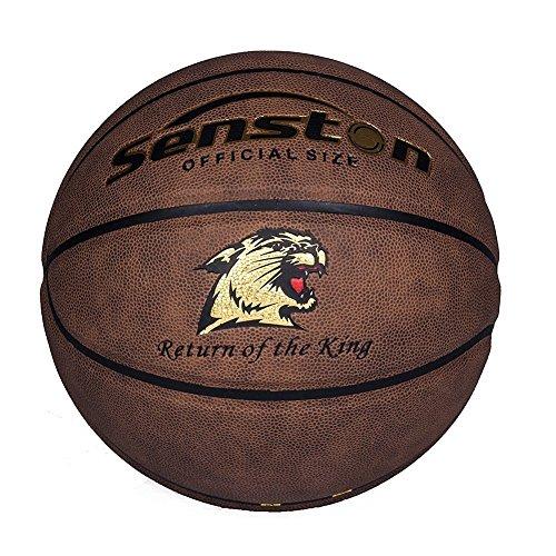 "Senston mixte adulte Ballon de basketball Taille 7 (29.5"") sst-9000"