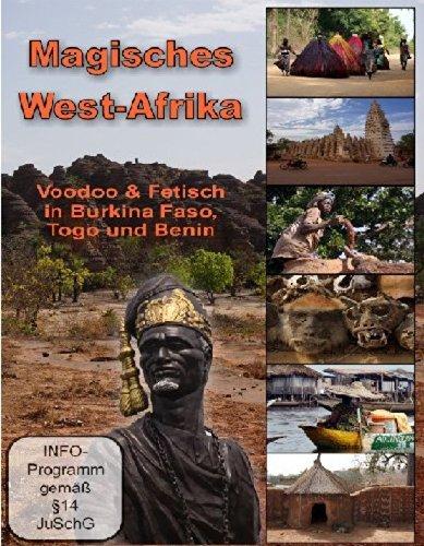 Magisches West-Afrika, 1 DVD