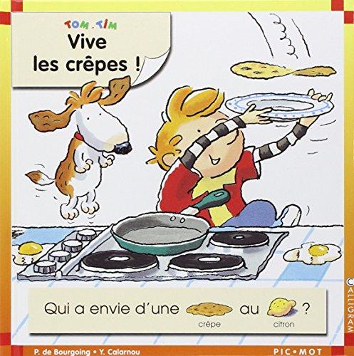 Tom et Tim : Vive les crêpes ! (Pic mot)
