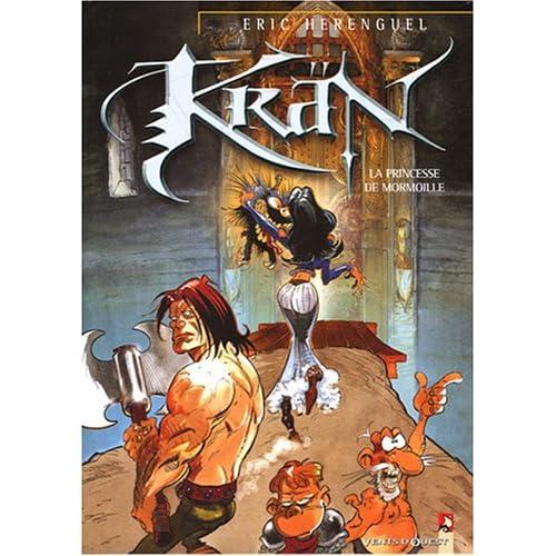 Krän, Tome 7 : La Princesse de Mormoille
