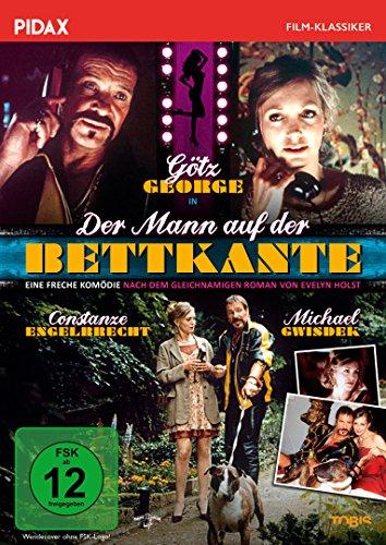 Bild von Der Mann auf der Bettkante (Verfilmung des Bestsellers von Evelyn Holst mit Götz George) (Pidax Film-Klassiker)