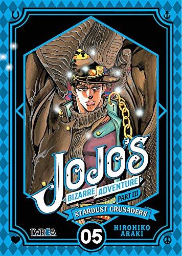 Jojo'S Bizarre Adventure 12. Stardust Crusaders 5 por Hirohiko Araki