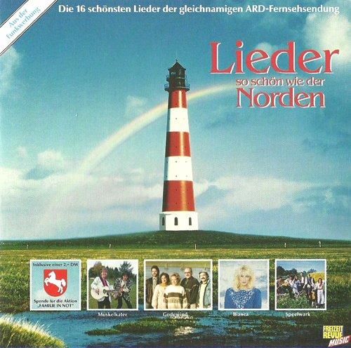 Wunderschön: Heide Insel und Strand (Compilation CD, 16 Tracks) -