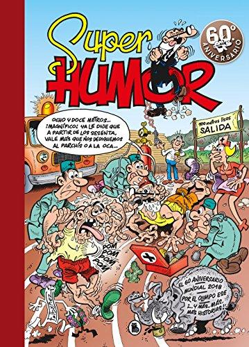 El 60º aniversario (Súper Humor Mortadelo 63) (Bruguera Clásica) por Francisco Ibáñez
