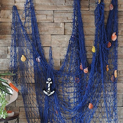king-do-way-mediterranean-style-fishing-nets-decorative-background-wall-bar-with-sea-shells-and-anch