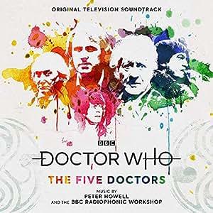 Doctor Who - The Five Doctors - Original TV Soundtrack