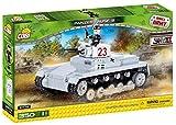 Cobi 2474 - Konstruktionsspielzeug, Panzer I Ausführung B, Grau
