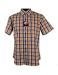 Warrior STAMP 100% Cotton Short Sleeved Shirts Small to 5Xlarge …
