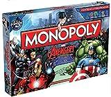 Hasbro Monopoly Monopoly B0323103 - Gioco da tavolo Avengers, Versione Italiana, Multicolore