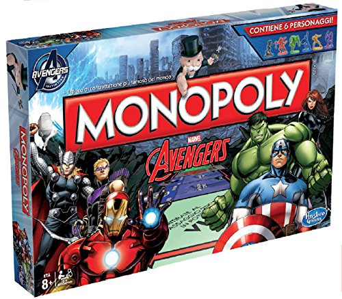 MONOPLY AVENGERS
