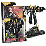 #10: HALO NATION Thor Transformation Deformation Car Truck Avengers Age of Ultron Action Figure Transformers Toy