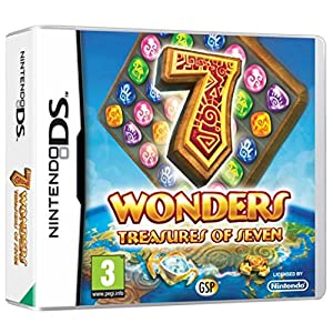 7 Wonders Treasures of Seven (Nintendo DS) [UK Import]