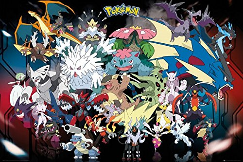 gb-eye-pokemon-mega-maxi-poster-61x915cm