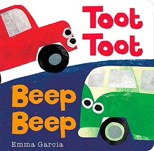 Toot Toot Beep Beep All about Sounds