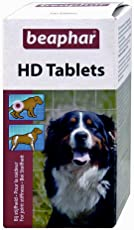 Beaphar HD Tablets for Dogs, 100 Tablets