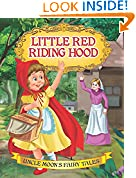 #6: Little Red Riding Hood (Uncle Moon's Fairy Tales)