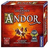 KOSMOS-691745-Die-Legenden-von-Andor-Kennerspiel-des-Jahres-2013 Kosmos 691745 – Die Legenden von Andor, Kennerspiel des Jahres 2013 -