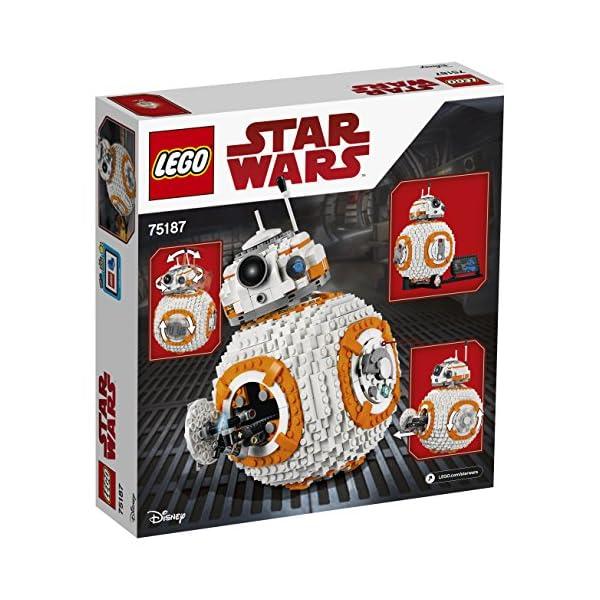 Wars Star Bb 8 Construction 75187 Lego Jeu De Ybg7f6yv