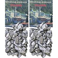 Trimontium GWR08-P2 Räucherwerk - Griechischer Weihrauch Stücke Veilchen 2 x 25 g zum Räuchern auf Kohle oder... preisvergleich bei billige-tabletten.eu