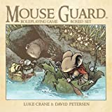 Mouse Guard Roleplaying Game Box Set