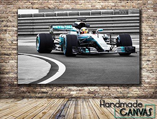f1-lewis-hamilton-mercedes-amg-2017-car-racing-motor-sport-formula-one-handmade-canvas-art-print-fra