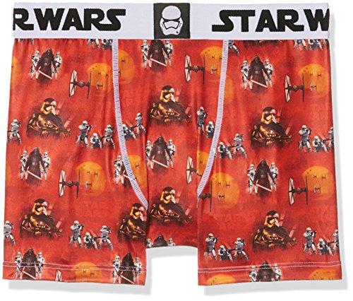 Star Wars Herren Boxershorts 2er Pack Mehrfarbig (Multicolor A5)