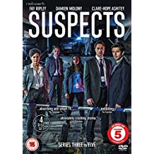 Suspects: Series Three To Five