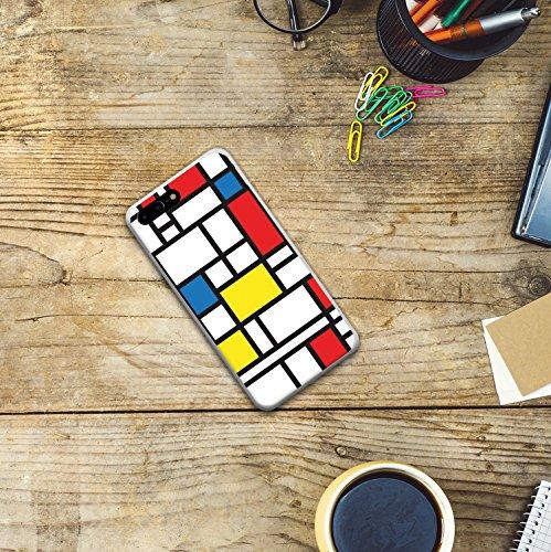 iPhone 7 Plus Hülle, WoowCase Handyhülle Silikon für [ iPhone 7 Plus ] Grau und Rosa Schädel Handytasche Handy Cover Case Schutzhülle Flexible TPU - Schwarz Housse Gel iPhone 7 Plus Transparent D0009