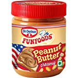 Funfoods Peanut Butter Creamy, 340g+60g Extra