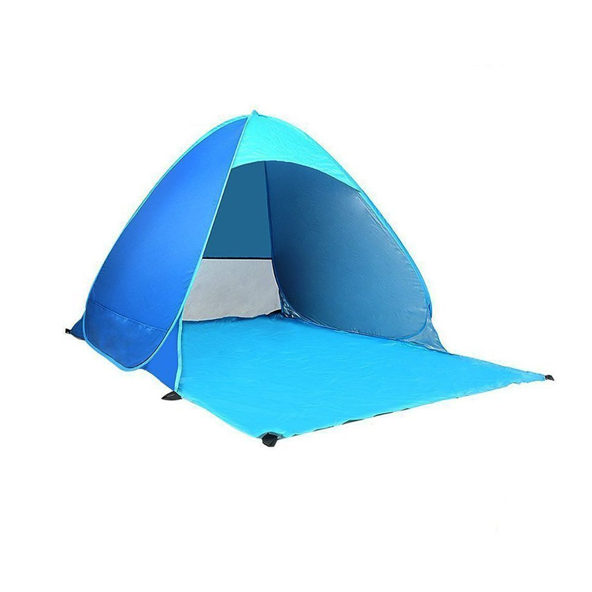 Waterproof Pop Up Shelter : Persons pop up tent family instant sun shelter