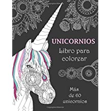Amazones Unicornios Para Colorear Libros