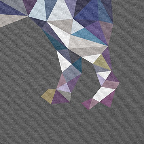 TEXLAB - Poly Dog - Herren T-Shirt Grau