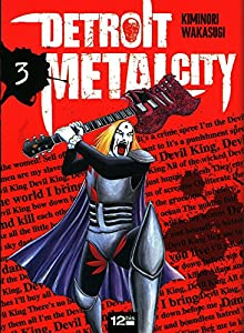 Detroit Metal City Edition simple Tome 3