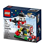 #8: Lego, Exclusive 2014 Bricktober Set, Fire Station #3/4 (40182)