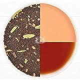 Masala Chai Original de India VAHDAM (50 Tazas) - Té Chai Especiado, de Hojas Sueltas - Deliciosa Mezcla de Té Negro Assam CTC con Especias Indias Frescas - Cardamomo, Canela, Grano de Pimienta y Clavo, Mezclado y Embarcado desde la India, 100gm