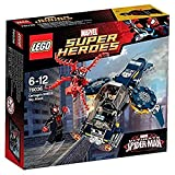 LEGO Marvel Super Heroes 76036 - Carnages Attacke auf Shield - LEGO
