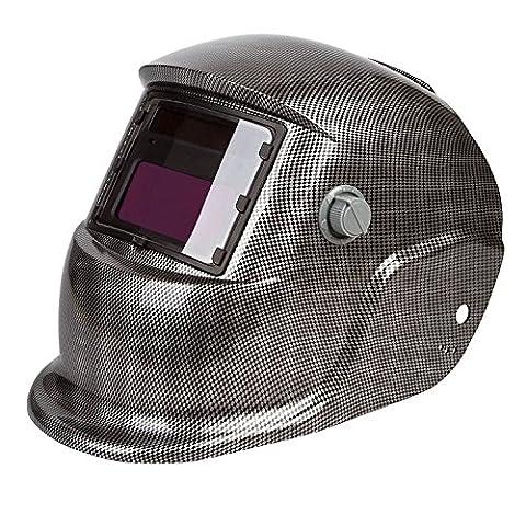 Babimax Masque Soudure Automatique Masque Soudage Arc de Securite Casque