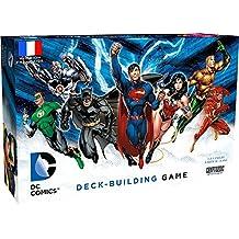 Cryptozoic - GAME1001 - DC Comics - Jeu De Cartes - Deck Building - Version Française