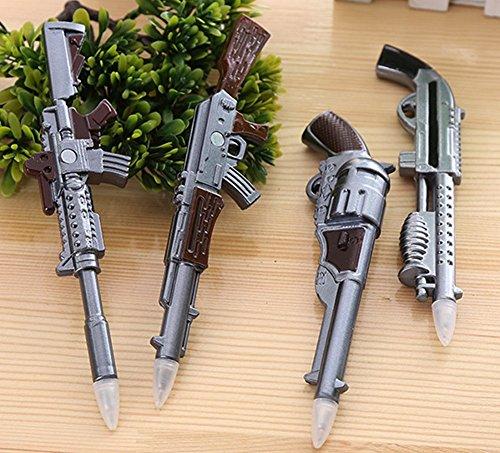 glanzzeit creative sfera multifunzione penna a sfera design pistola con magneti Set di 4