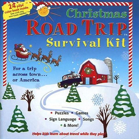 Christmas Road Trip Survival Kit (US
