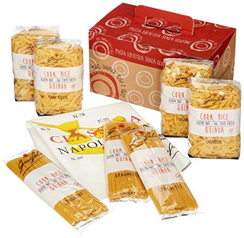 Garofalo Kennenlernbox Glutenfrei, Pasta, 1er Pack (1 x 3.5 kg)