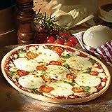 Besser Steinofen-Pizza Mozzarella; 720 g, 2 Stück -