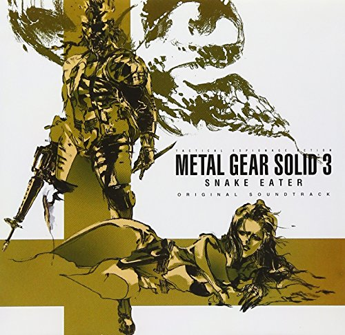 Metal Gear Solid 3 Snake Eater (2 Soundtrack Gear Solid Metal)